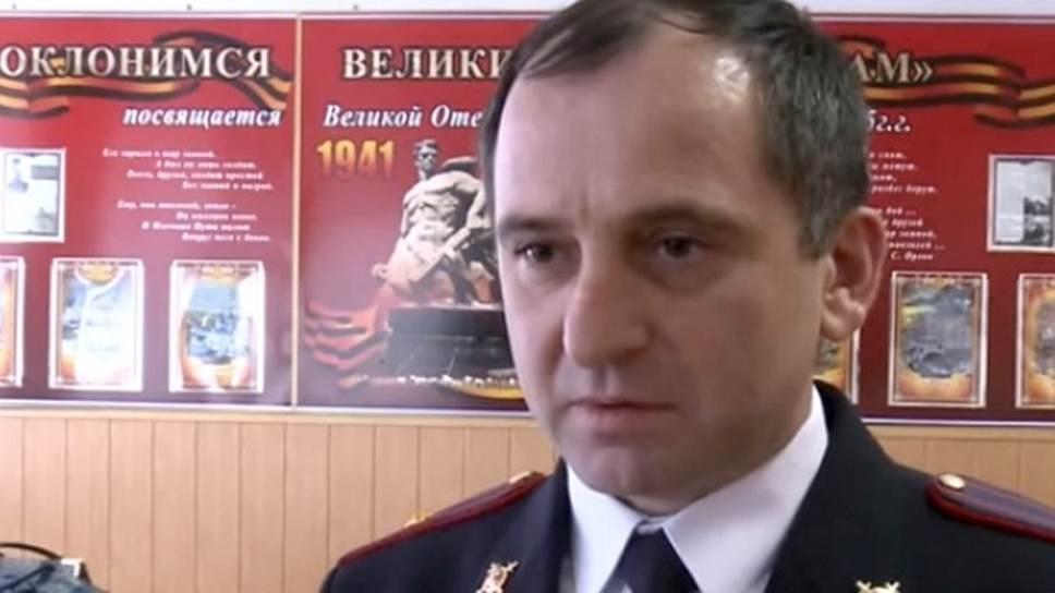 Заместитель начальника ЦПЭ МВД Ингушетии предъявили обвинение визбиении подозреваемого