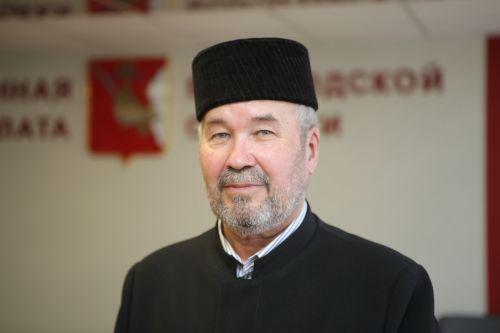 Равиль Мустафин