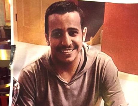 Погибший саудовский студент