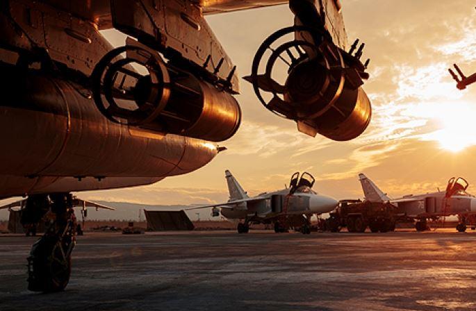 Самолеты ВКС РФ