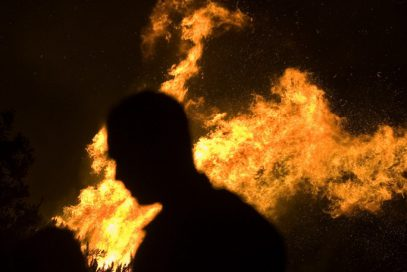 В Назрани поймали серийного поджигателя мечетей