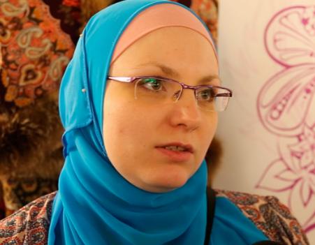 Хиджаб - неотъемлемый атрибут скромности