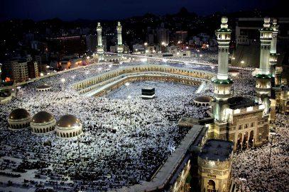 Мусульманская семья встретилась с Аллахом на пути в Мекку