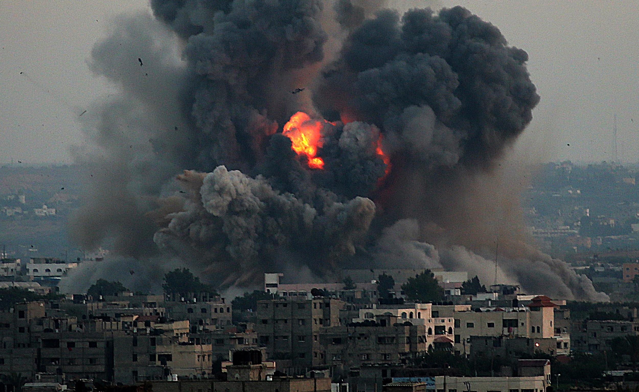 Признание: В 2016 году США бомбили исключительно мусульманские страны