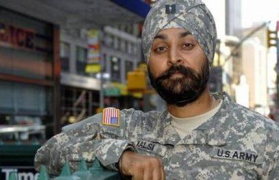 В армии США наденут хиджаб и тюрбаны