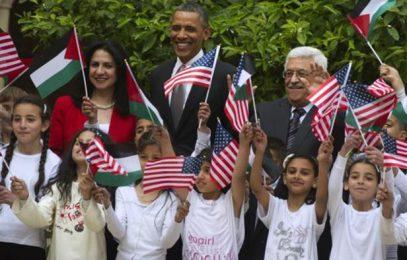 Обама перед самым уходом сделал тайный подарок Палестине