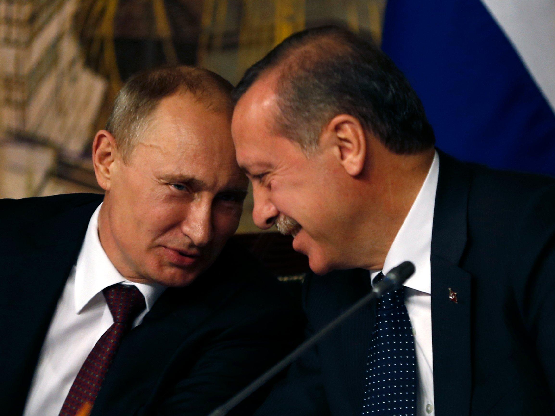Совбез ООН принял российско-турецкую резолюцию поСирии