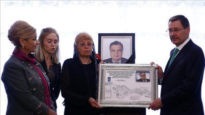 В турецкой столице появилась улица с именем российского дипломата