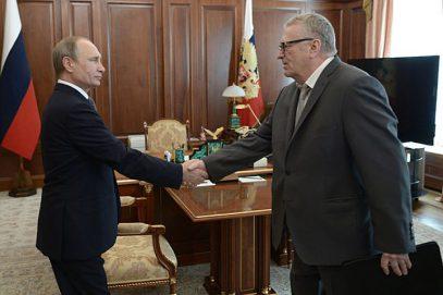 Жириновский предсказал происламский тренд Кремля