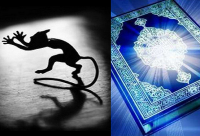 Чтение Корана в церкви пробудило бесовские силы