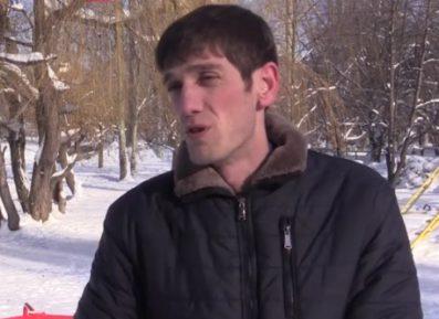 Кавказец вырвал русскую девочку из рук вооруженного педофила (ВИДЕО)
