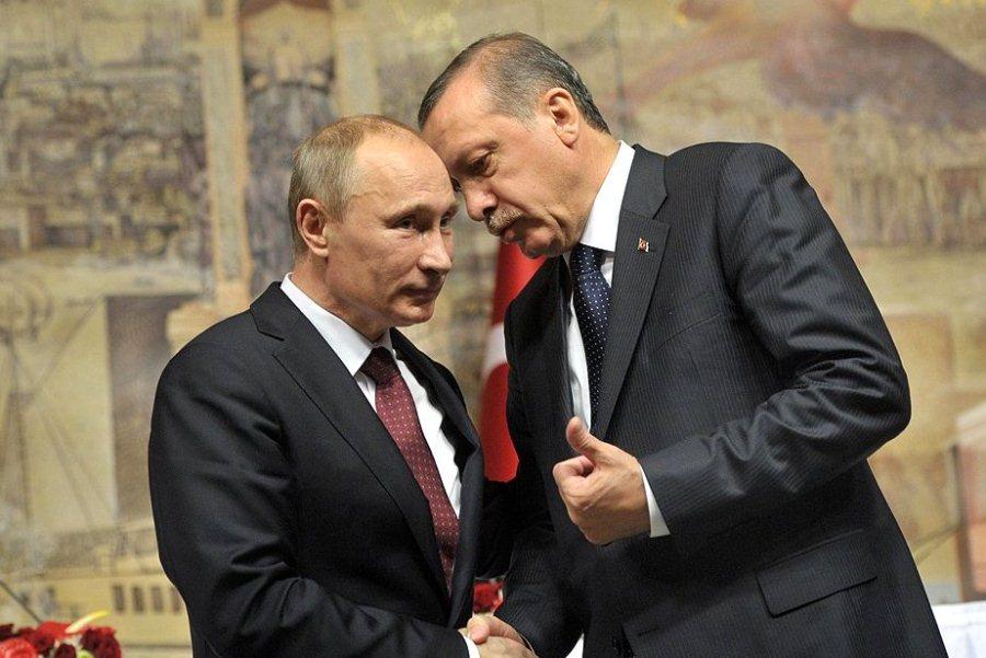 Стала известна дата приезда Эрдогана в Москву