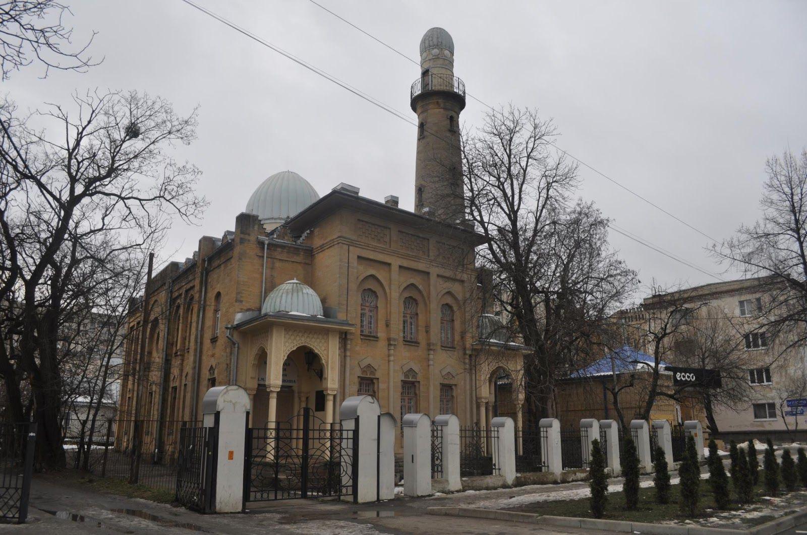 Муфтий столицы выступил завозвращение мечети Ставрополя мусульманам