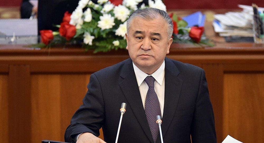 Лидер киргизской оппозиции арестован по неожиданному обвинению