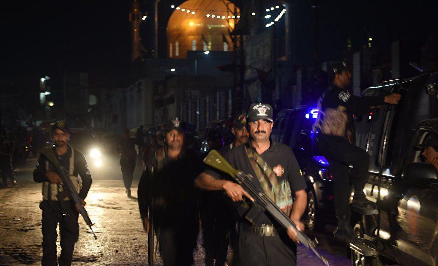 Путин отреагировал на теракт в мечети Пакистана