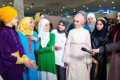 Мусульманка совершила модный прорыв в Украине (ФОТО)