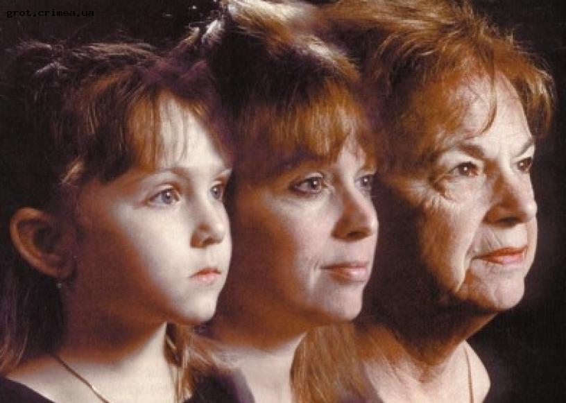 Человеческий организм начинает стареть в39 лет