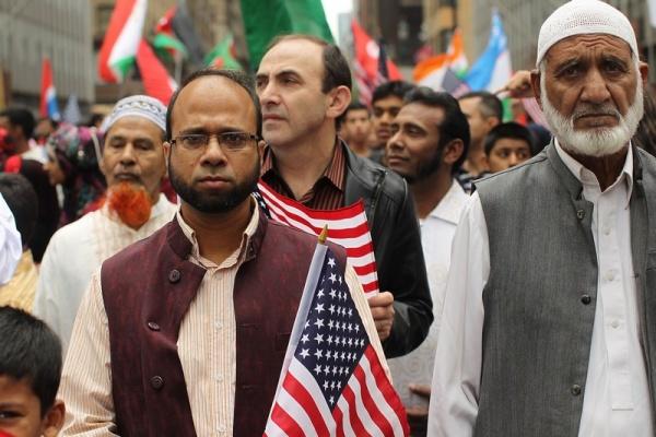 Мусульмане США