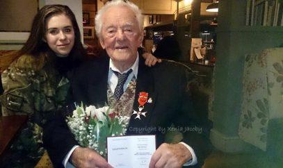 102-летний Мустафа Абрамович — последний польский улан