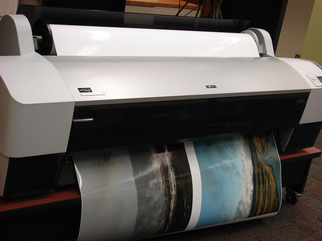 Интерьерная печать: применение и основные преимущества