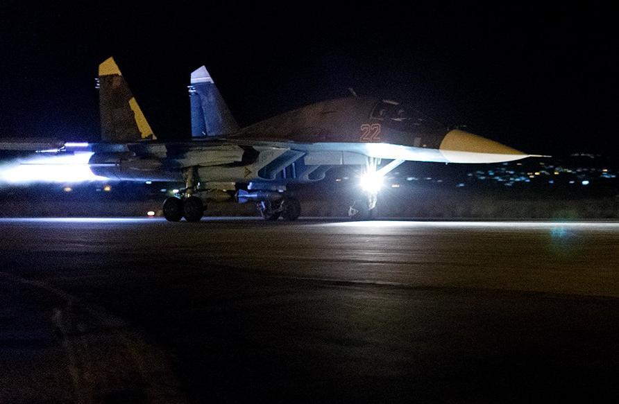 При ошибочном ударе ВКС погибли трое турецких военных— Генштаб Турции