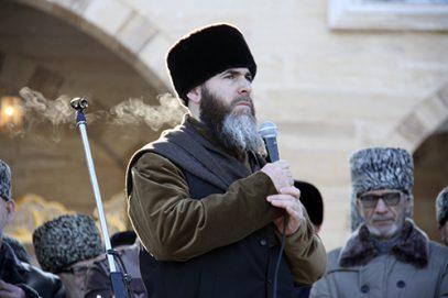 Муфтий Чечни подсказал спортсменам методы защиты от «псов Ада»