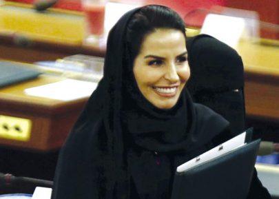С саудовской женщиной произошло невозможное