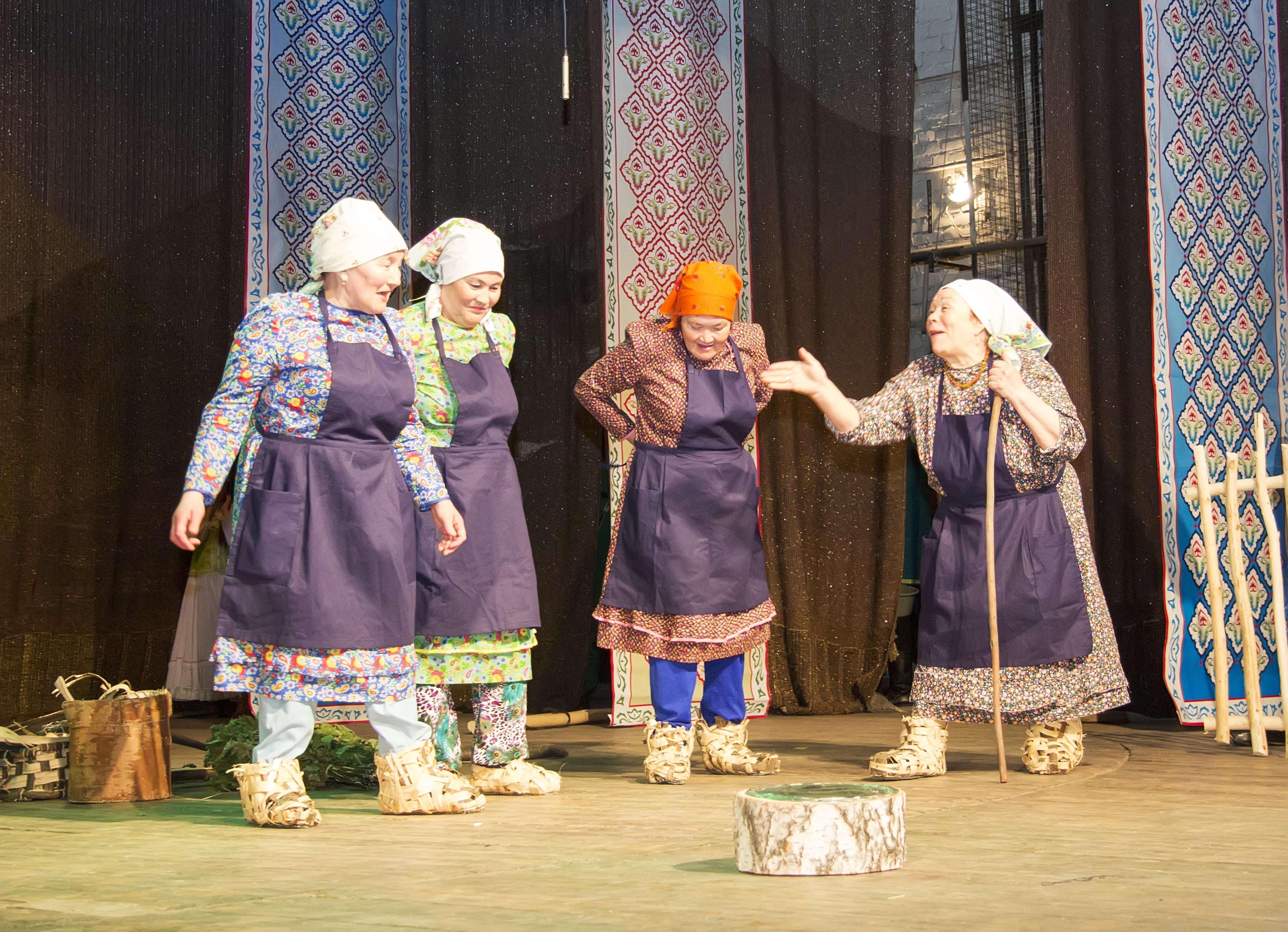 У сибирских татар скуднеет жанр баитов и мунаджатов