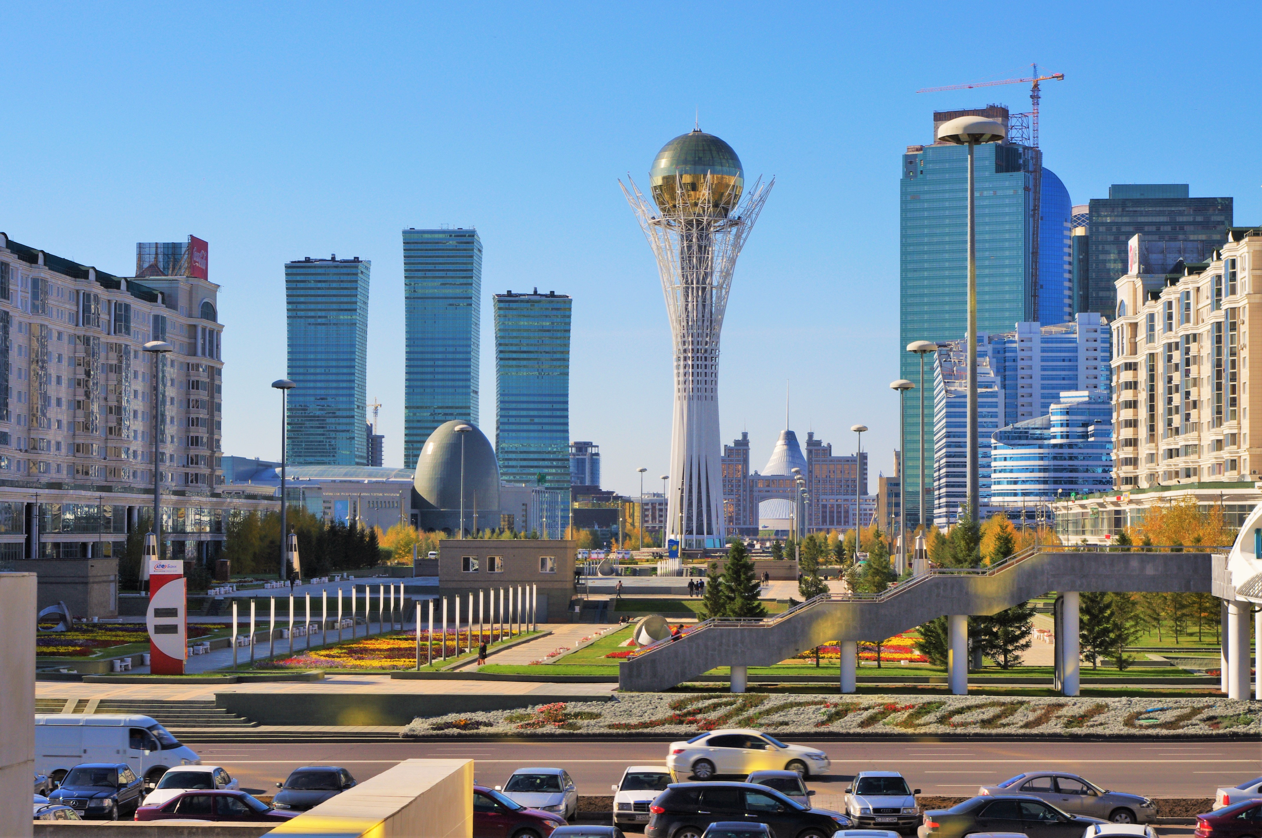 Степная Астана – прообраз города будущего