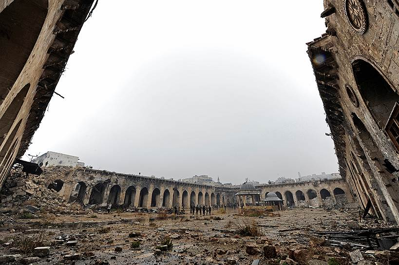 Кадыров озвучил грандиозные планы насчет Алеппо