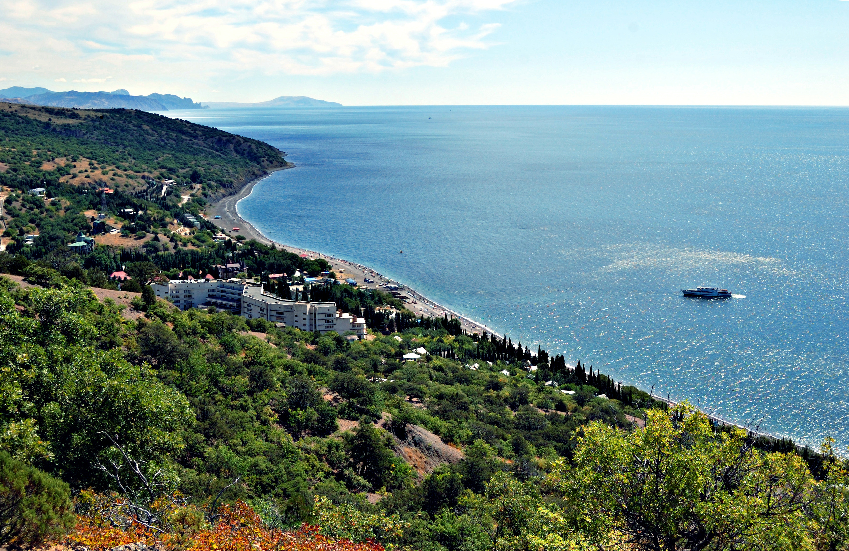 Выбирайте Отдых в Крыму