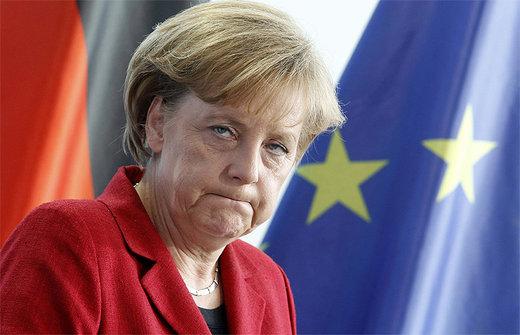 Власти Турции вывели Меркель из себя