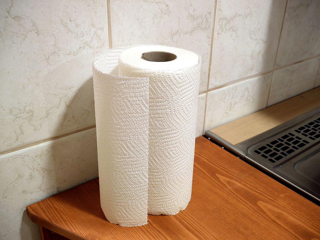 Плюсы использования бумажных полотенец