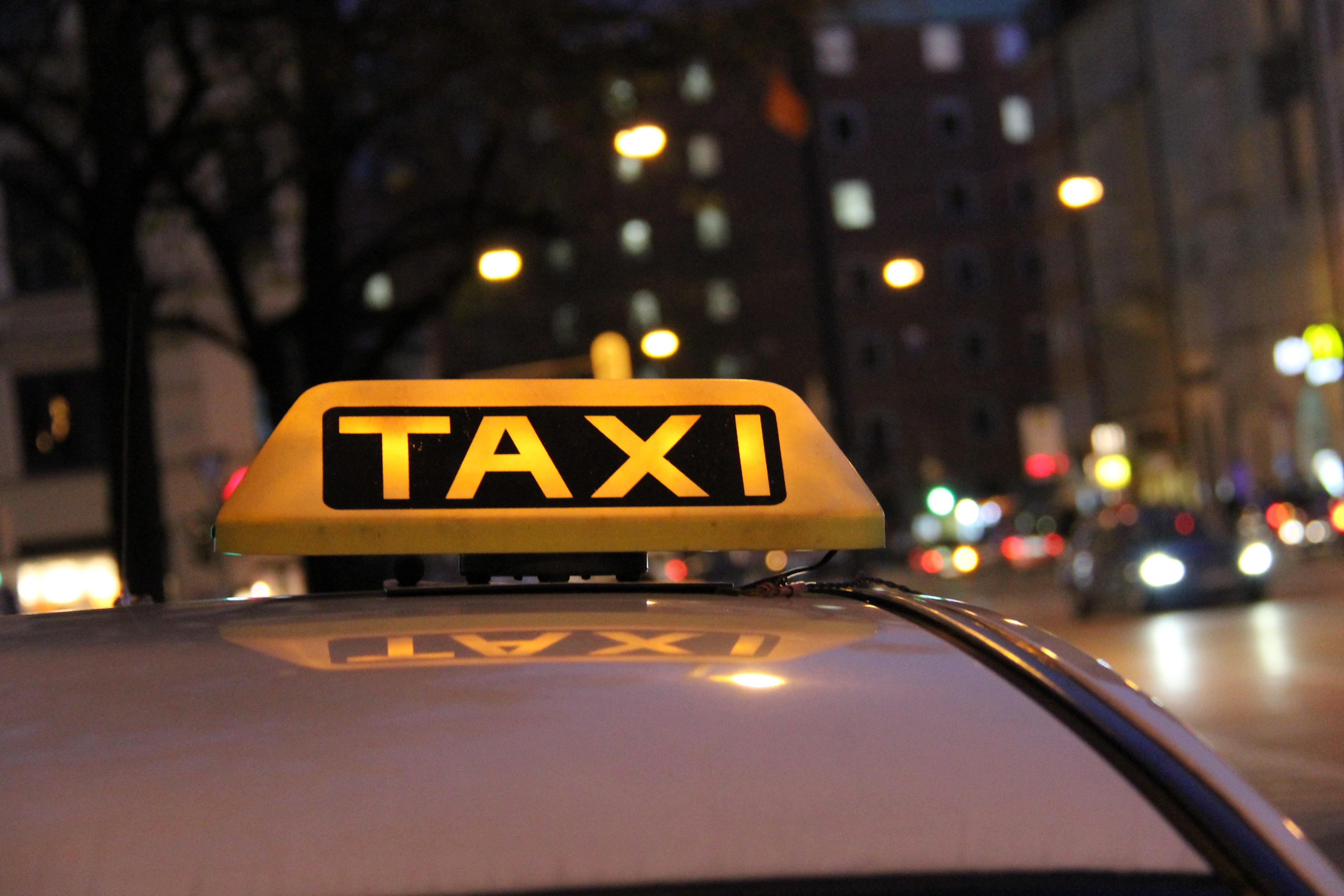 Комфортное и быстрое такси в Санкт-Петербурге