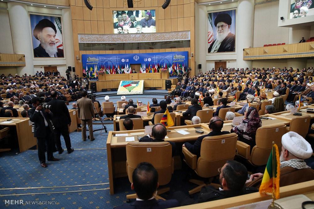 المؤتمر الدولي السادس لدعم الانتفاضة الفلسطينية في طهران