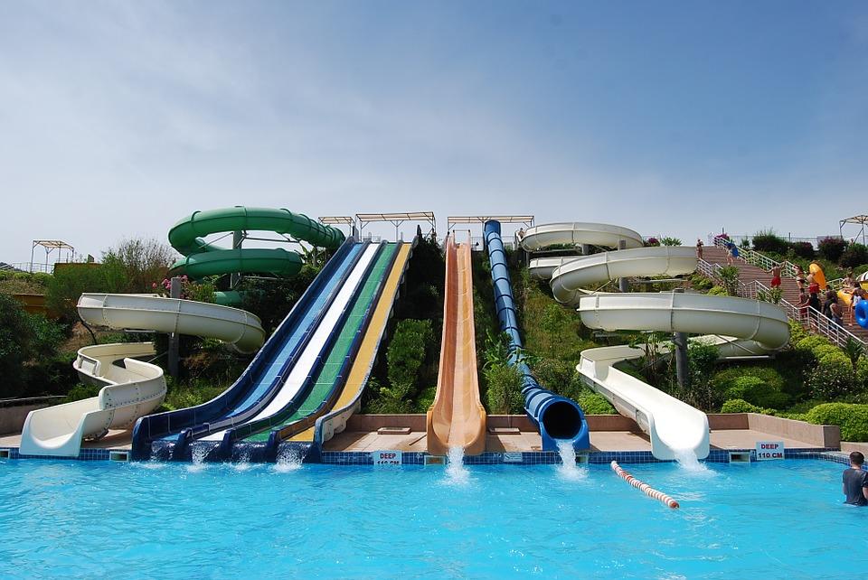 Самые популярные российские и белорусские аквапарки