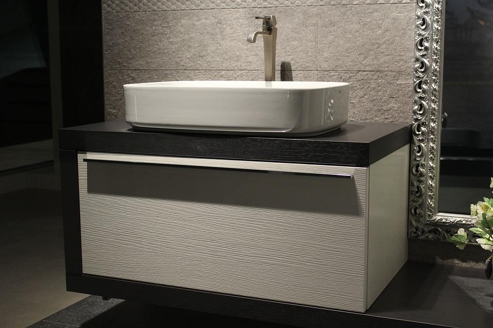 Тумба с раковиной для ванной комнаты: основные преимущества