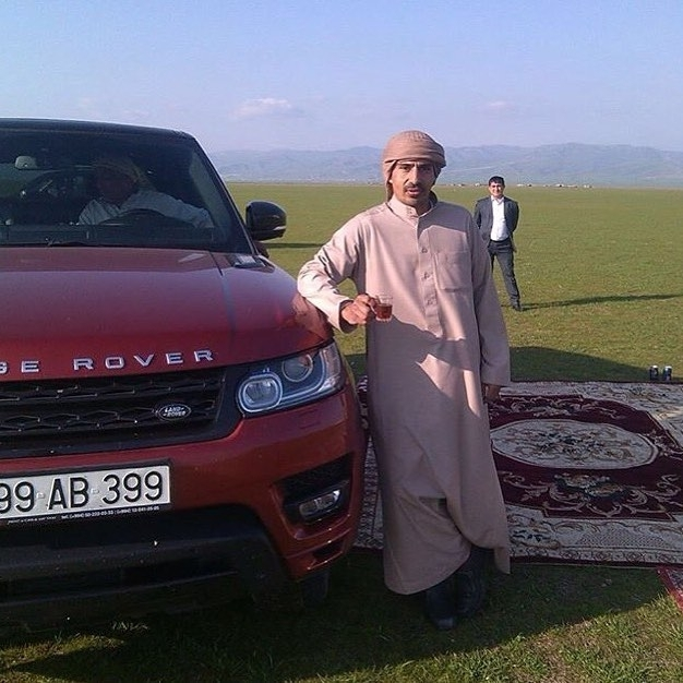 Арабские туристы облюбовали Азербайджан