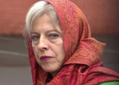 Отповедь противникам хиджаба от железной леди-премьера (ВИДЕО)