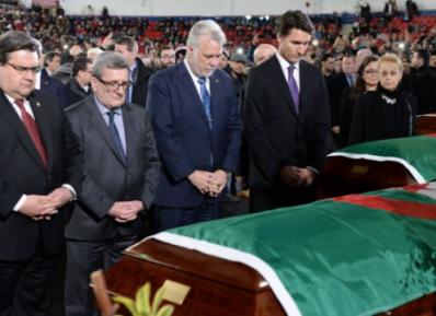 Глава западной державы на исламских похоронах: «Ассаляму алейкум!» (ВИДЕО)