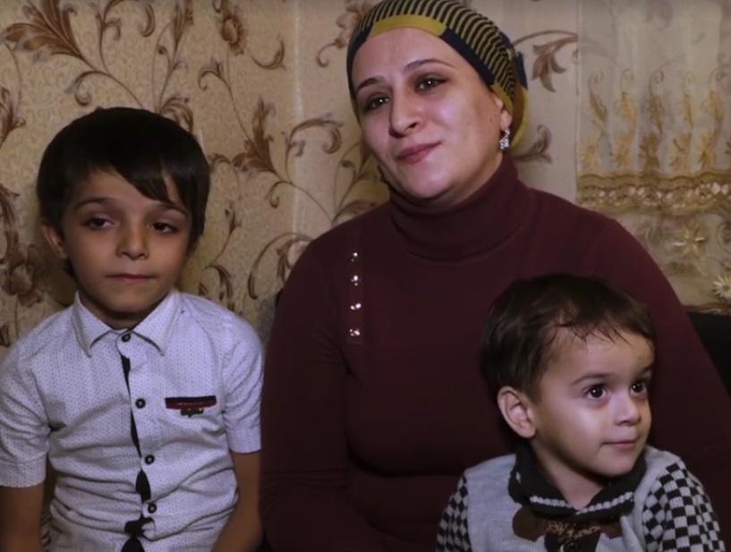 Поразившая Рунет многодетная семья из Ингушетии получила награду от Аллаха