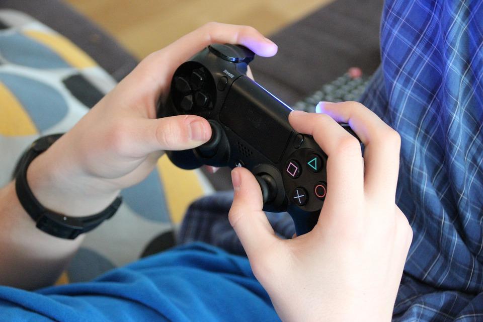 Влияние компьютерных игр на развитие детей