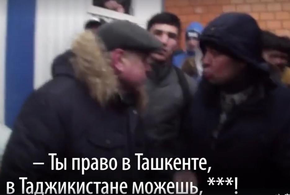 В Москве мигранты-метростроевцы, полгода не видевшие зарплату, пошли на отчаянный шаг (ВИДЕО)