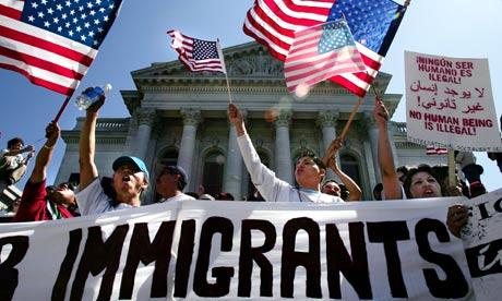 ВСША мигранты повсей стране непойдут наработу