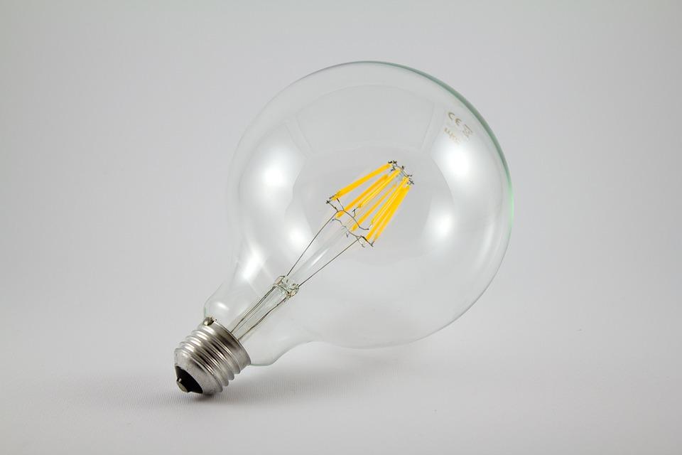 Причины мигания светодиодных ламп