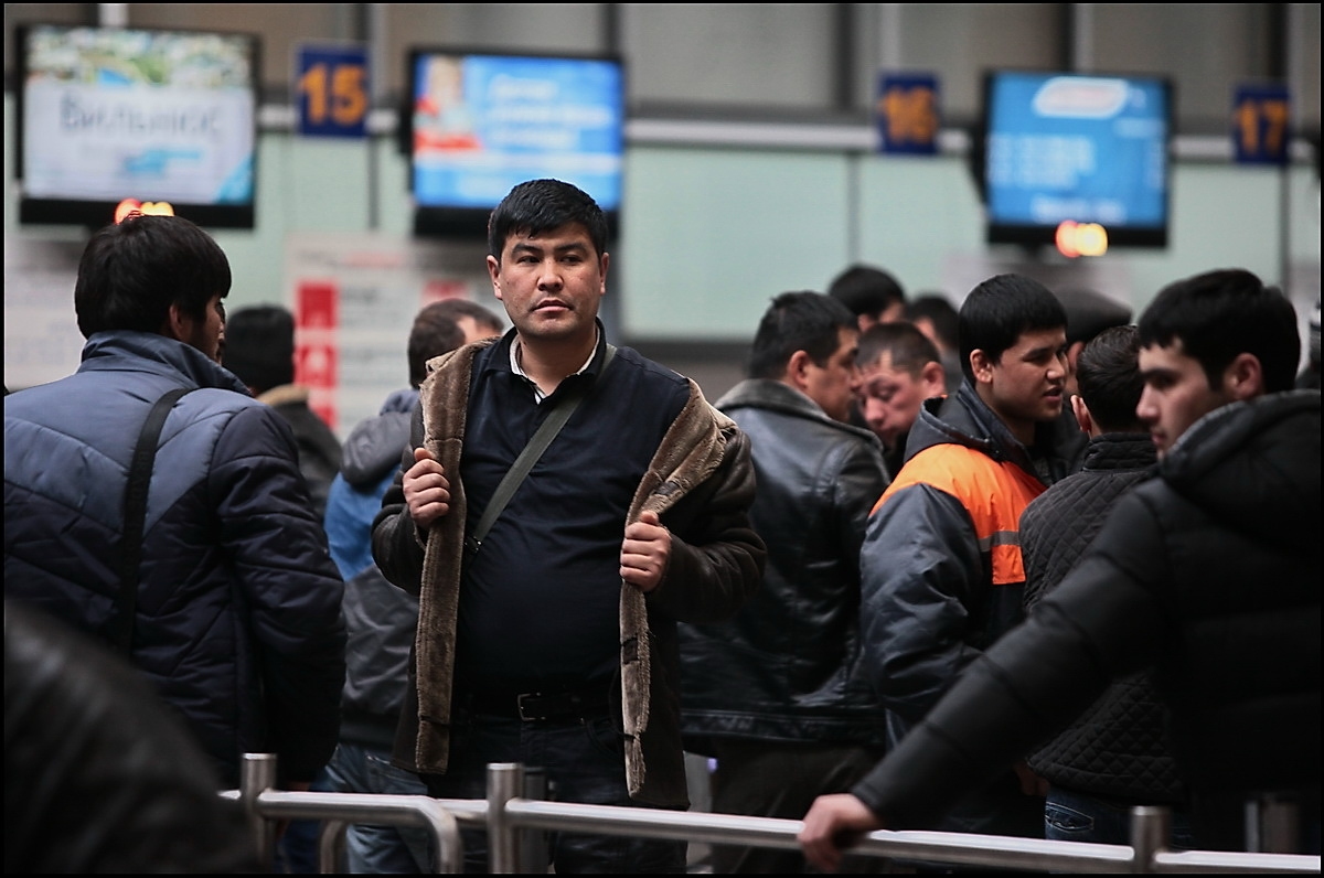 Нелегальным мигрантам приготовили подарок