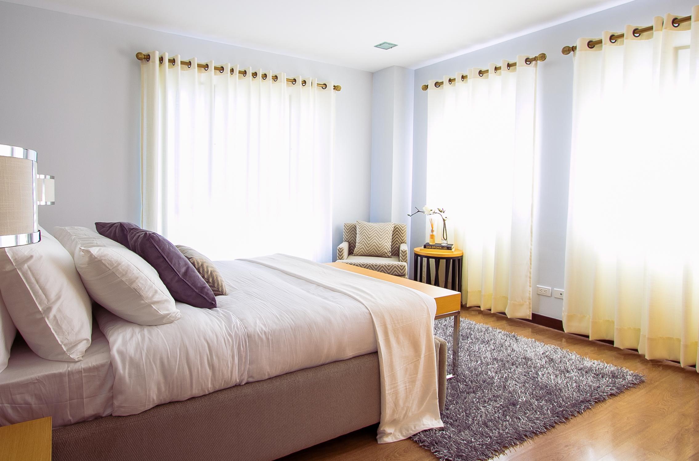 Как выбрать материал для постельного белья?