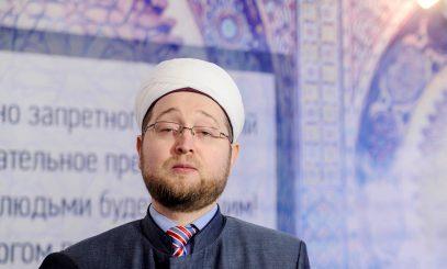"""Муфтий Аляутдинов: хиджаб и """"работа"""" Сатаны по духовной дезориентации общества"""