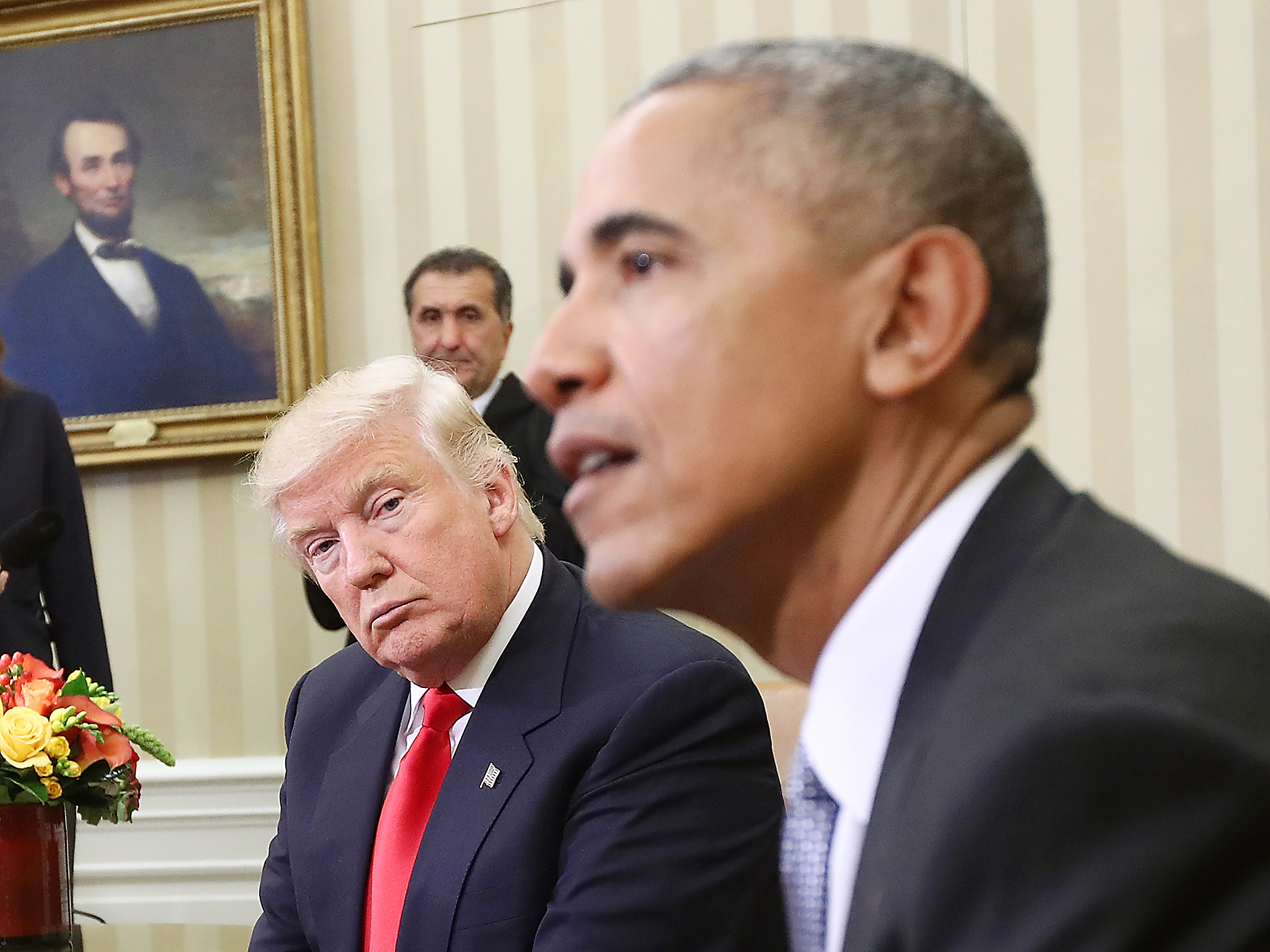 Белый дом поменял риторику в отношении Палестины