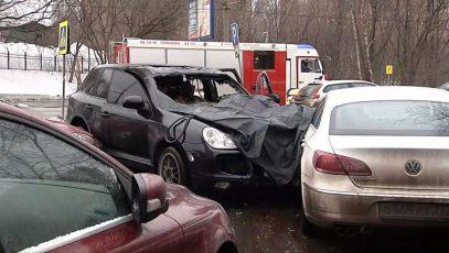 Мажор-стритрейсер Саркисов устроил в Москве смертельные гонки на «Порше»